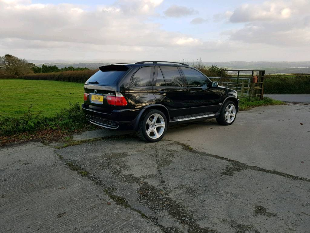 Bmw x5 4.6is P/X or SWAP