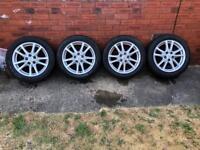 """17"""" Toyota avensis alloy wheels"""