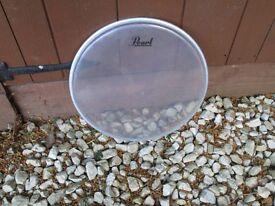 """Drums - Pearl 10"""" Tom Drum Head"""