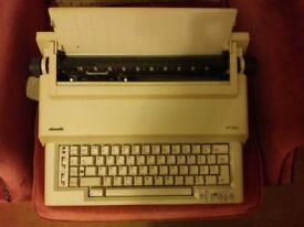 Olivetti PT505 electric typewriter