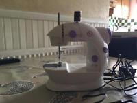 Hobby craft mini sewing machine