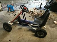 Children's Go-Kart