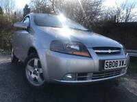 Chevrolet Kalos Only 43k Miles ! Full Years Mot No Advisorys Starts And Drives Great !!!
