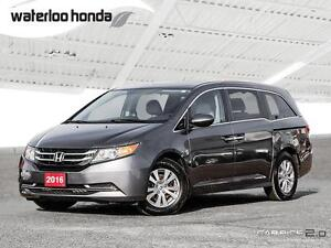 2016 Honda Odyssey EX Back Up Camera, Rear Entertainment and...