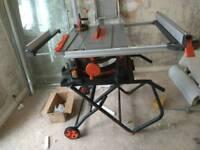 Evolution RAGE5-S Table saw