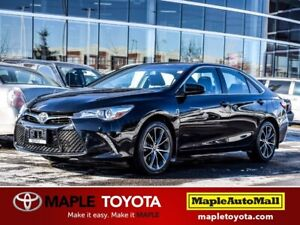 2015 Toyota Camry XSE NAVIGATION LEATHER MOONROOF 1 OWNER
