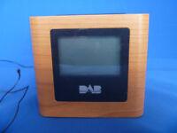 Dab Digital Clock Radio Alarm