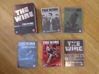 The Wire Complete Series boxset DVD