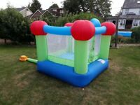 6ft Chad Valley Bouncy Castle