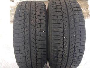 2 pneus 235/55r17 michelin