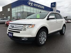 2010 Ford Edge LIMITED AWD  *TAN LEATHER-NAGIGATION*