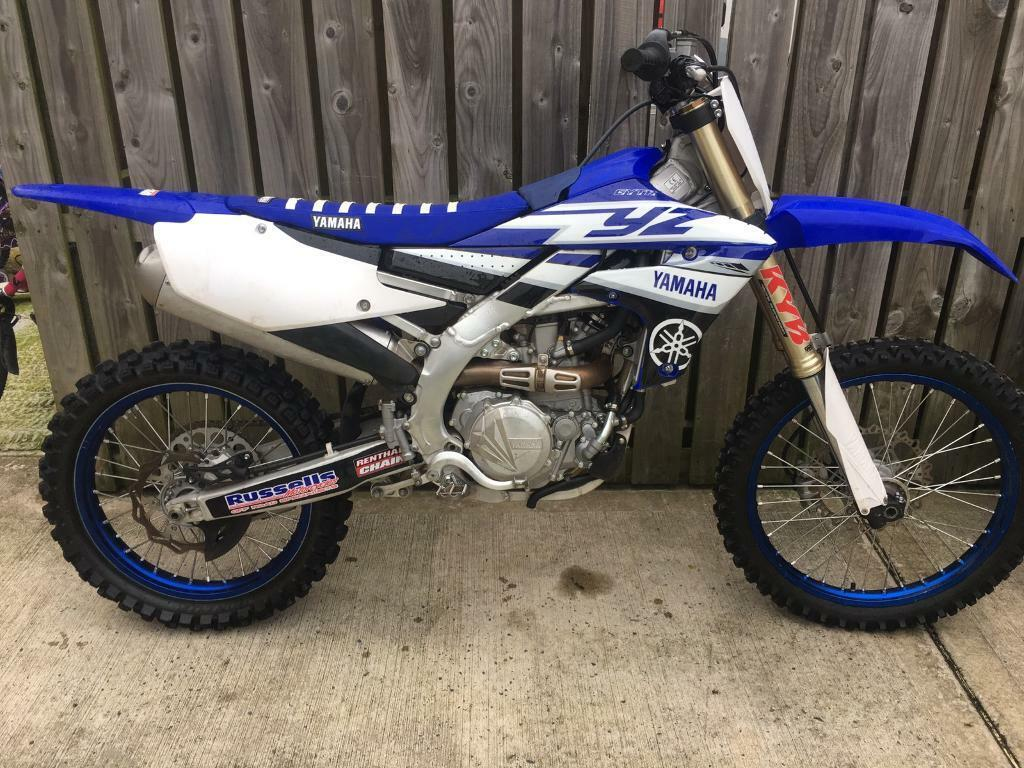 2018 Yamaha Yzf 450 Electric Start Might Swap or Px try me | in Belfast  City Centre, Belfast | Gumtree