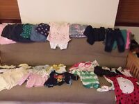 Baby clothes bundle - girls 6 - 9 months