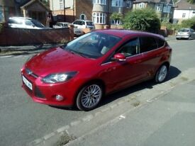 Ford Focus 1.0 SCTi EcoBoost Zetec 1 LADY OWNER,FSH,PARKING SENSORS Hpi Clear New Tyres and Brakes