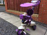 Kids Toddlers bike / trike (Smartrike Dream)