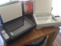 Computer printers scanners £10 for both