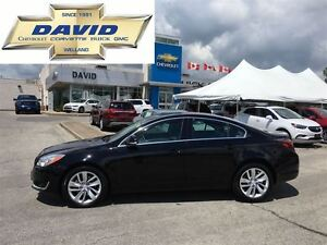 2015 Buick Regal LEATHER 1SL 2.0 TURBO, LOADED, LEATHER!!!