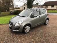 2012 SUZUKI SPLASH 1.0 - £20 ROAD TAX - LOW INSURANCE - agila c1 Aygo i10 107 polo splash Clio Fox