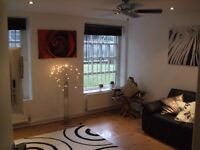 A Beautiful/ bright double room to rent in quite Clapham Common