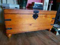 Lovely Sturdy trunk for sale