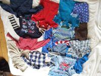 boys clothing bundle (Gap, Next, John Lewis) age 2