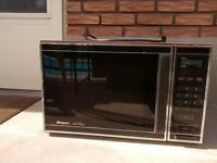 Convection oven microwave