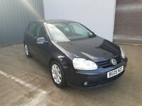 VOLKSWAGEN GOLF 2.0 GT TDI 5dr HATCH BACK **P/X TO CLEAR**GOOD EXAMPLE**ABSOLUTE BARGAIN**