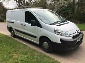 CITROEN DISPATCH 1200 HDI 90 LWB 2010 5/SPEED