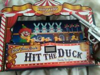 carnival duck shooting game
