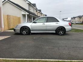 Subaru wrx sti upgrades 2003 px Honda type r