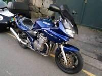 Suzuki bandit 600sy