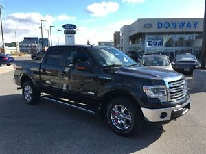 2014 Ford F-150 Lariat |LEATHER|NAVIGATION|SUNROOF|