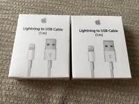 Apple iPhone iPad IPod Lightening Cable Charger