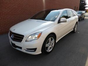 2013 Mercedes-Benz R-Class 350 BLUETEC -- AMG -- PANORAMA