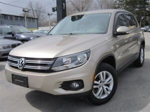 2015 Volkswagen Tiguan 2.0L AUTOMATIC~30KMS ONLY ~ ONE OWNER !!!