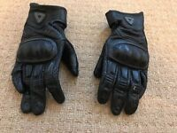 Revit Women Motorcycle leather gloves - Size S