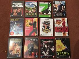 DVDs & Blurays for sale