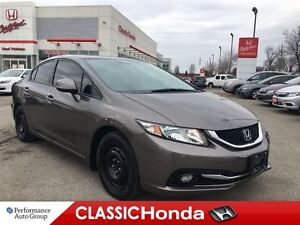 2013 Honda Civic TOURING | NAVI | LEATHER | TINTS | SUNROOF | EC