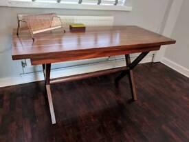 Stunning Mid Century teak extending table, GPlan & Ercol era