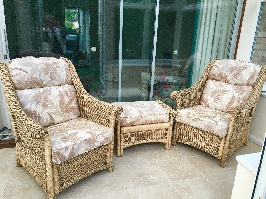 Conservatory chairs & stool