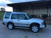 2004 Land Rover Discovery TD5 Premium 7 Seater Turbo Diesel