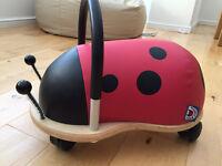 Wheelybug - Ladybird - Small IMMACULATE CONDITION
