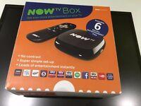 NOW TV BOX BNIB