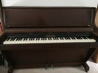 Upright Challen Piano