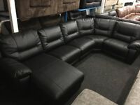New/Ex Display Reid Hedgemoore Recliner Group Sofa With + Chaise