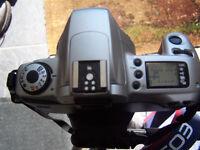 Canon EOS 300 body.