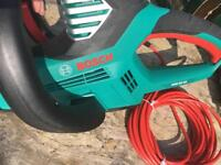 Bosch Hedge Cutter New