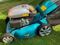 Petrol Self Propelled Mower, Powerful 173 cc, Like New