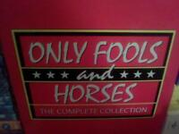 Only fools and horses complete