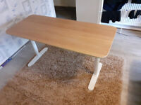 IKEA Bekant desk for sale (Collection only)
